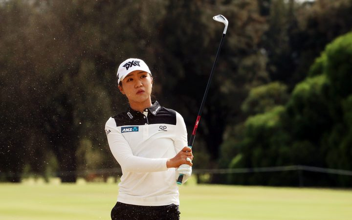 Lee among lead at LPGA Thailand