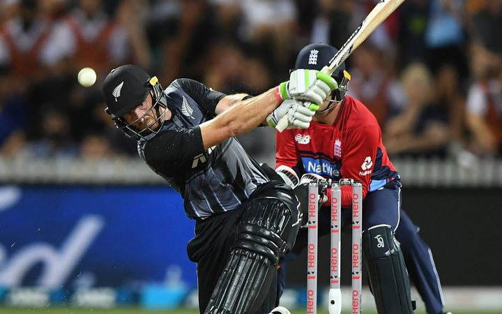 There will have to be plenty of big hitting from Kane Williamson and the Black Caps if they're beat Australia in the tri-series final.