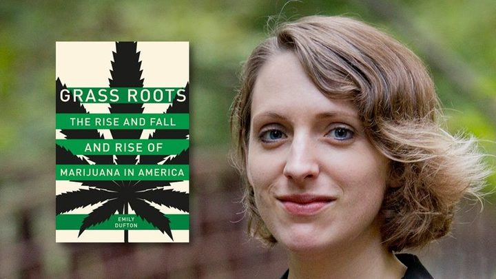 Emily Dufton, author of Grass Roots