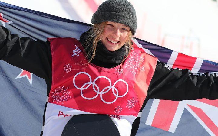 Wanaka teen wins bronze at Winter Games