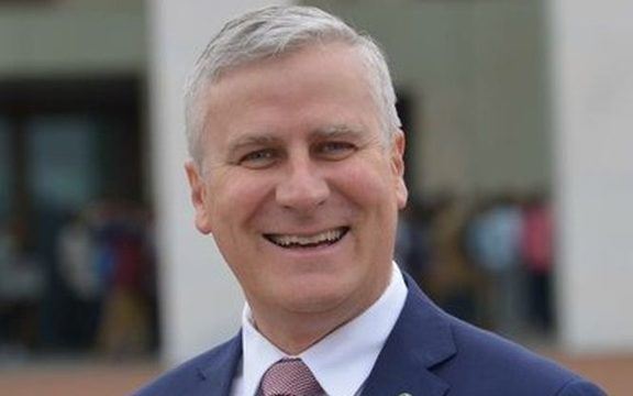 Australian MP and new deputy PM Michael McCormack.