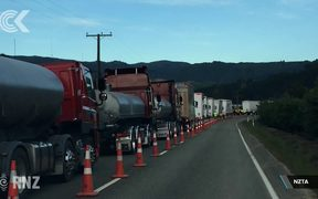 Months to fully reopen Takaka Hill following damage from Gita