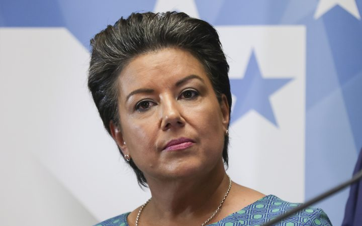 Deputy National Party Leader, Paula Bennett