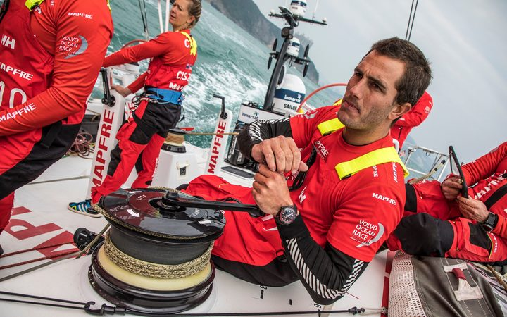 Dimension Data connects Volvo Ocean Race's Auckland stopover