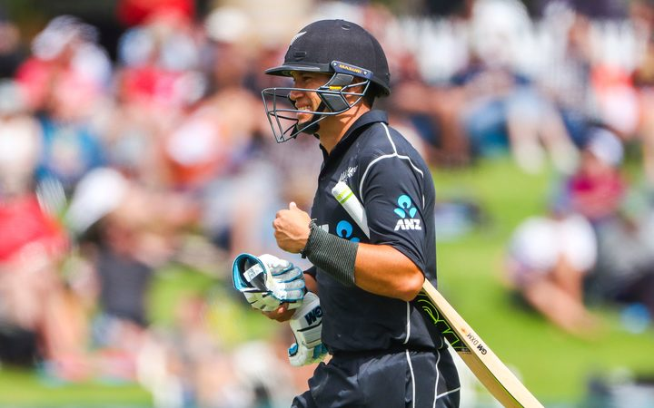 New Zealand's Ross Taylor.
