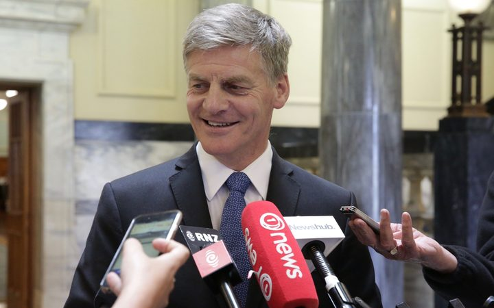Bill English will deliver his valedictory speech in Parliament this afternoon.