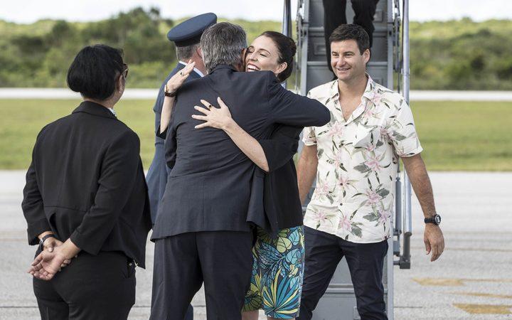 Jacinda Ardern pledges $10m to Samoa's Cyclone Gita clean-up