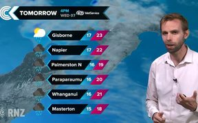 Checkpoint weather: Tuesday 6 March