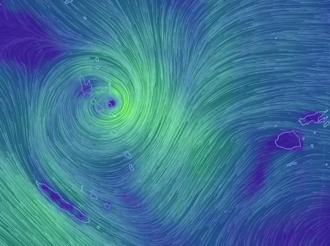 When it will hit New Zealand — Cyclone Hola