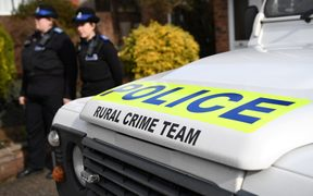 British police say the poisoning of a former Russian spy and his daughter in Salisbury, southern England, is being treated as attempted murder.