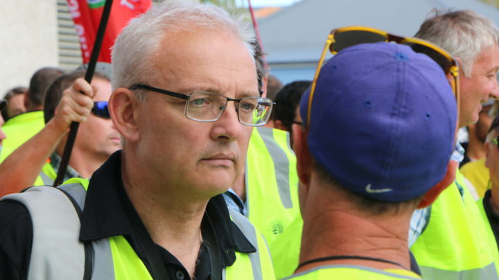Lyttelton Port workers strike after failed pay and safety talks