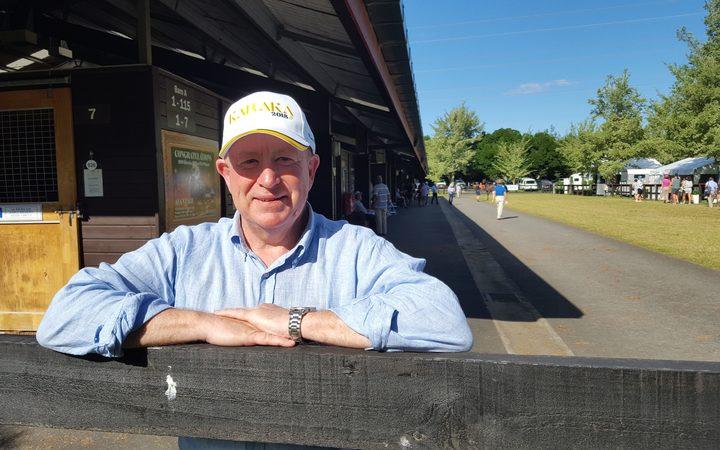 新西兰赛车的首席执行官Bernard Saundry。