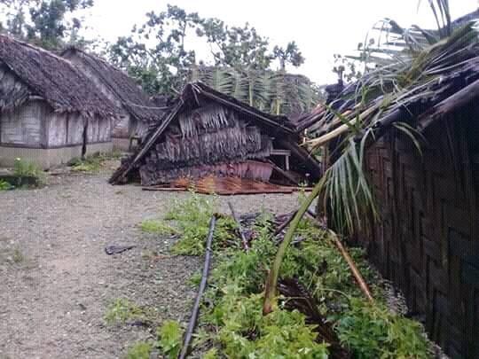 Prioritising aid a challenge in post-cyclone Vanuatu