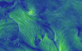 Cyclone Hola is set to approach New Zealand.
