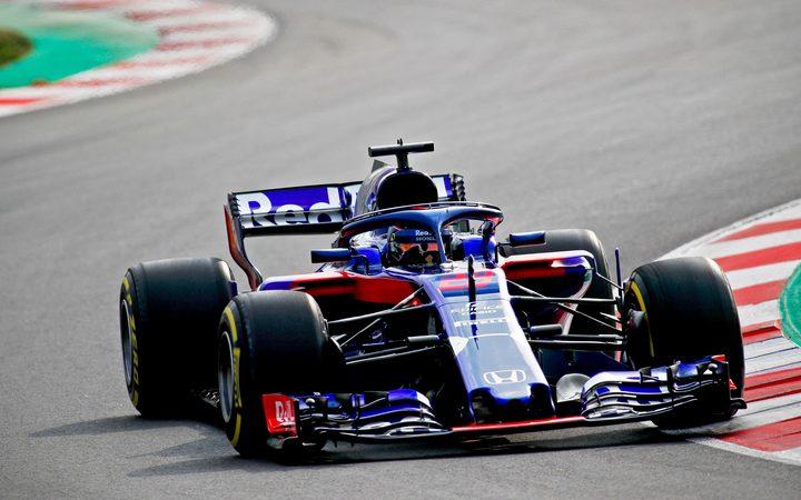Honda delivers Toro Rosso engine upgrades before Bahrain F1 Grand Prix