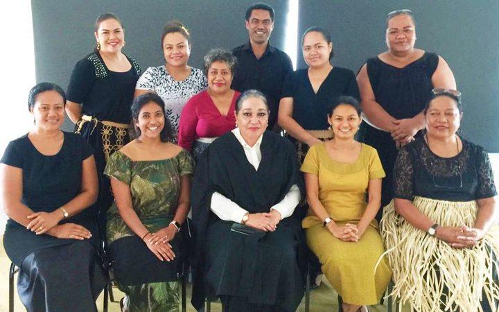 Tongan human rights advocate Susana Faletau dies