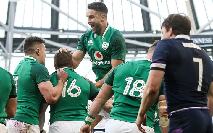 Ireland's Rob Kearney targeting second Six Nations Grand Slam