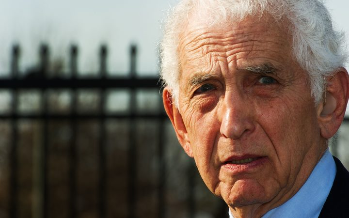 Daniel Ellsberg pictured in 2010