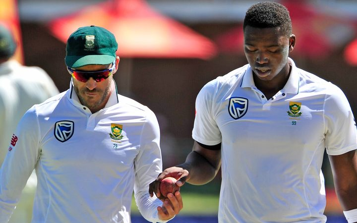 South Africa's Philander stokes more series tension with Smith comments