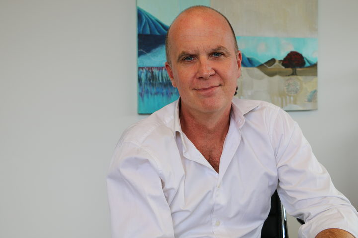 Immigration lawyer Alastair McClymont.