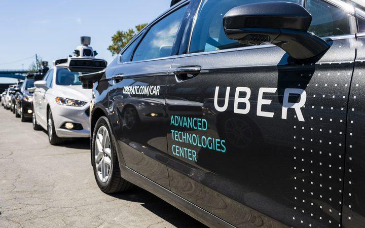 uber halts self driving car tests after death rnz news