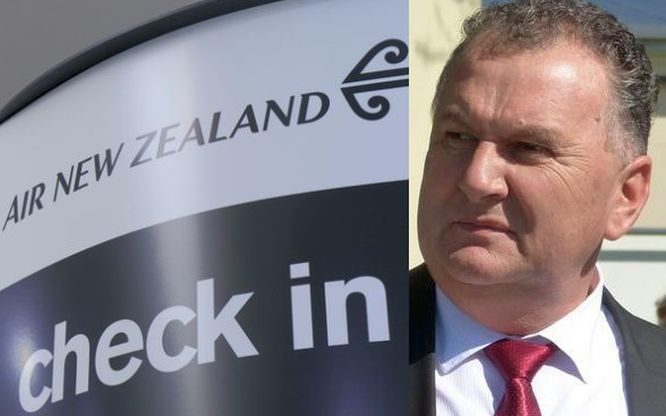 Shane Jones, Air New Zealand trade barbs over regional flight decline