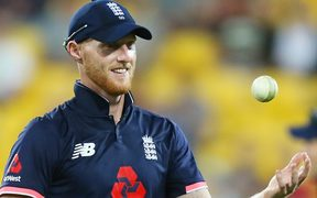 Ben Stokes played a key part in England's one day series win over the Black Caps.