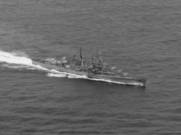 Philanthropist Paul Allen announces discovery of USS Juneau wreckage