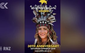 Public outrage at Wildfoods Festival's advertising