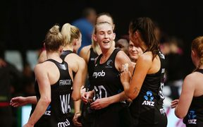 Silver Ferns defender Michaela Sokolich-Beatson a stand-out against Fiji in the Taini Jamison Trophy series