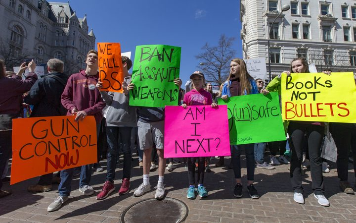 Gallery: Syracuse students protest gun violence at March for Our Lives rally