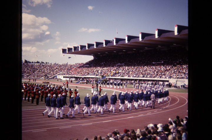 Commonwealth Games, Christchurch 1974