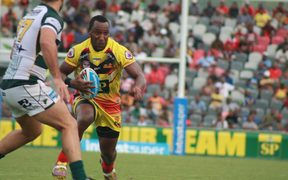 The PNG Hunters have suffered back to back defeats away from home.