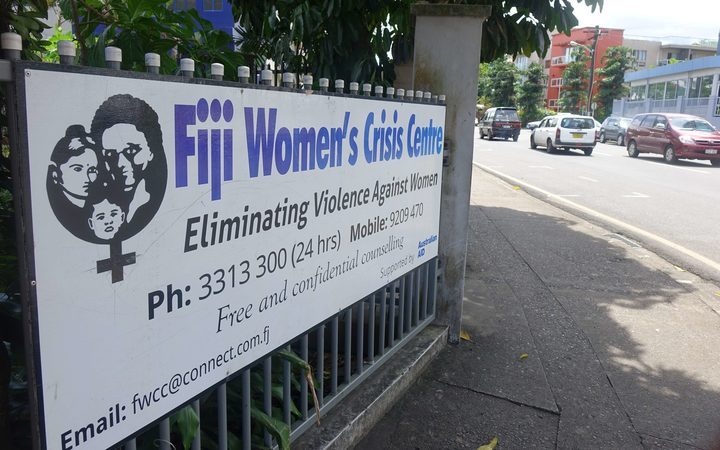 The headquarters of the Fiji Women's Crisis Centre in Suva.
