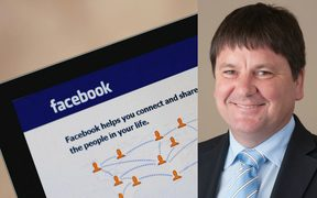 Privacy Commissioner John Edwards says Facebook is not complying with the Act.