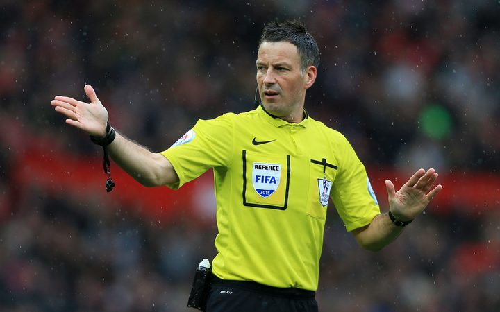 No English referees, assistants in 2018 FIFA World Cup in Russia