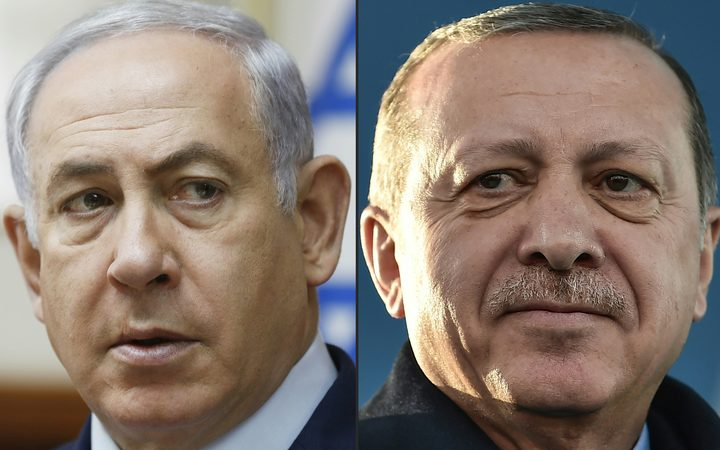 Netanyahu slams Erdogan over Gaza 'massacre' comment