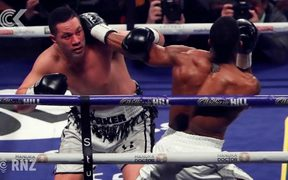 Joseph Parker determined to come back stronger from loss