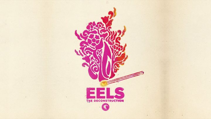 Eels - The Deconstruction (cover image)