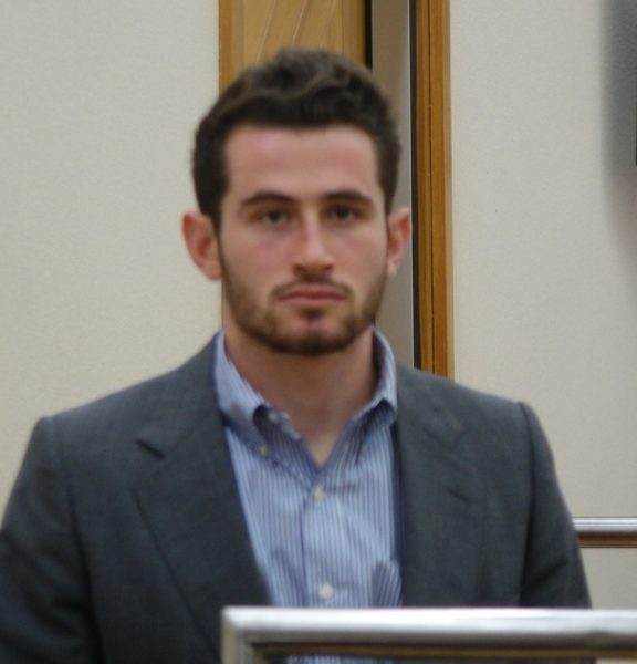Reiss Berger appeared in the Kaikohe District Court.