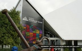 Earthquake risk closes Southland Museum indefinitely