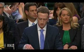 Mark Zuckerberg apologises for privacy breach