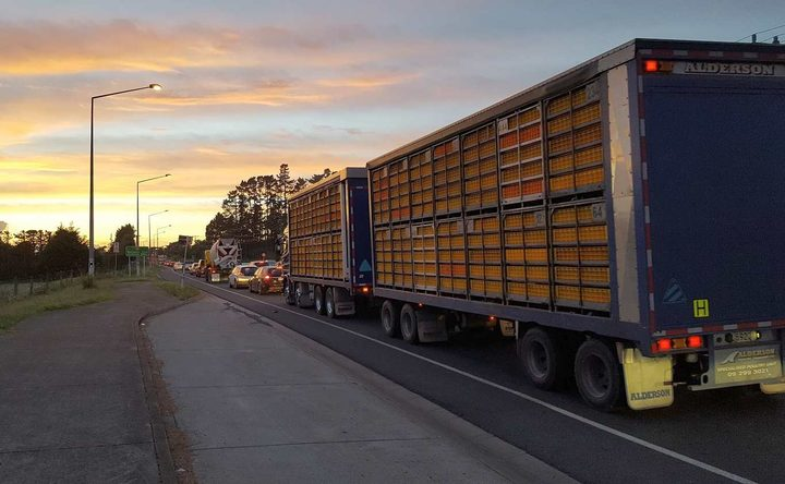 30km from the CBD morning rush hour traffic crawls out of Kumeu, an area the local board wants to improve with a local transport rate.