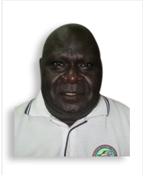 Bougainville Regional MP in PNG Parliament Joe Lera