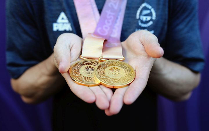 Commonwealth Games gold medals