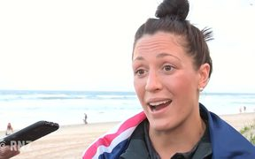 NZ female Commonwealth Games athletes inspiring next generation