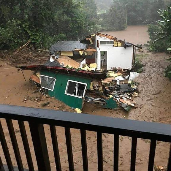 Heavy rains ease, rescue efforts improve after Hawaii storm