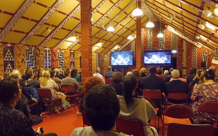 New Zealand premiere of the film 'Kia ora' which tells the story of the 28th Māori Battalion in Italy.