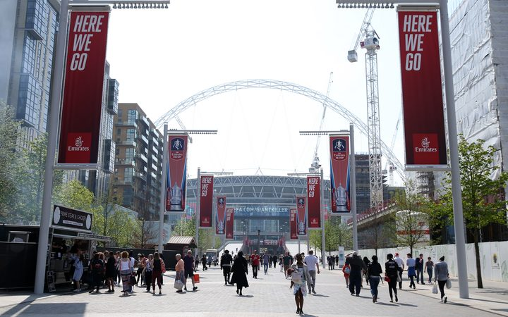 Football world reacts to Wembley Stadium bid from U.S. tycoon