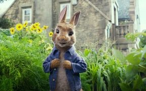 Still of Peter Rabbit